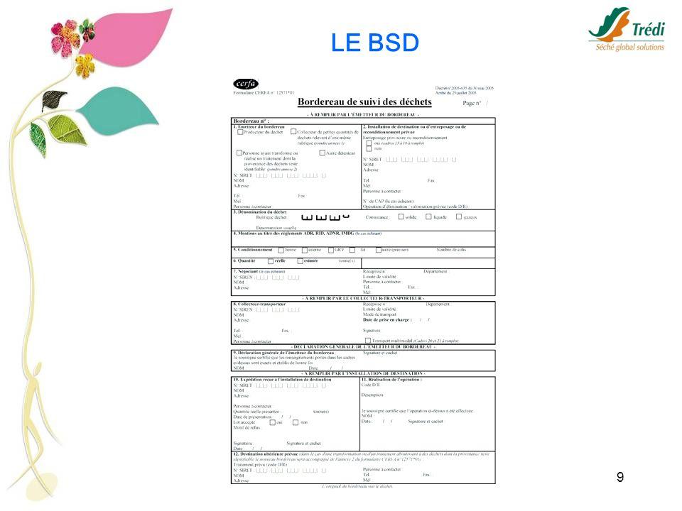 LE BSD