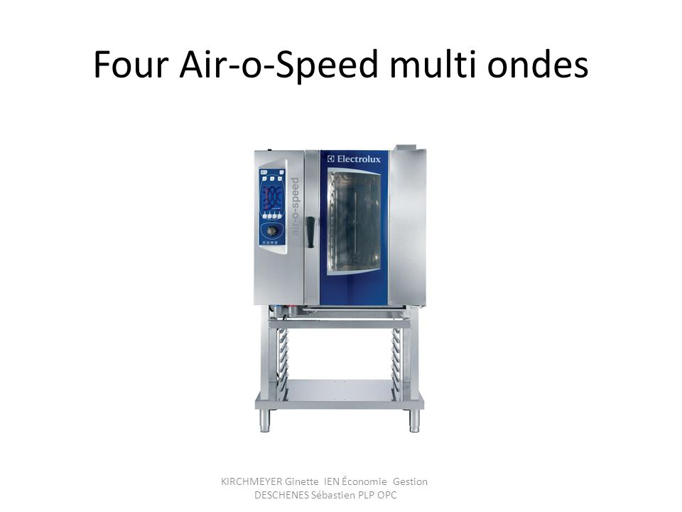 Four Air-o-Speed multi ondes
