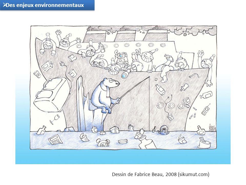 Des enjeux environnementaux