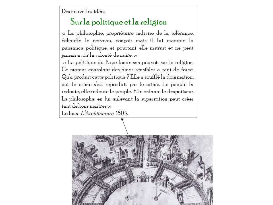 Sur la politique et la religion