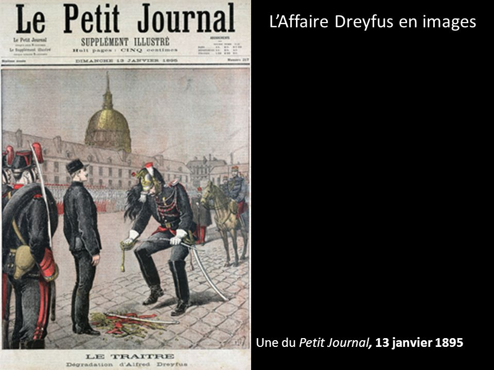 L'Affaire Dreyfus en images