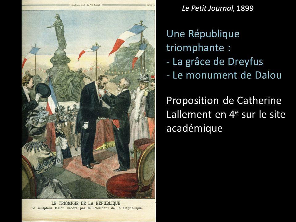Une République triomphante : - La grâce de Dreyfus