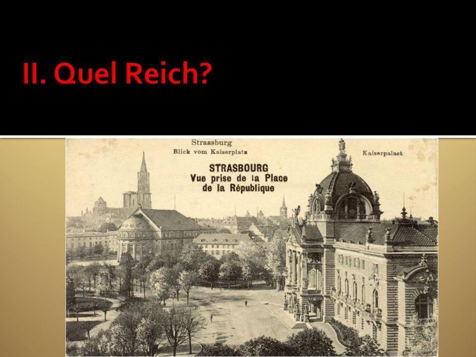 II. Quel Reich