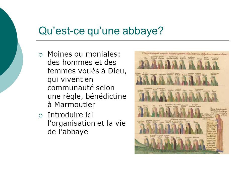 Qu'est-ce qu'une abbaye