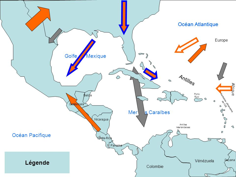 Territoires ultramarins