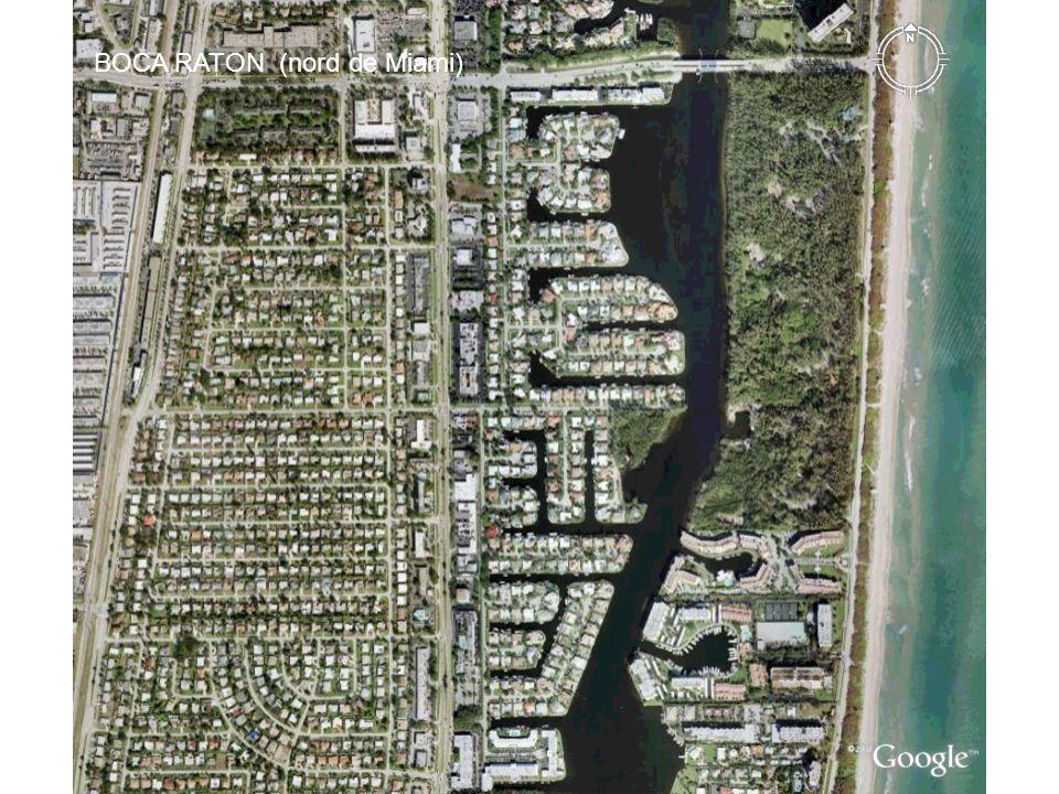 BOCA RATON (nord de Miami)