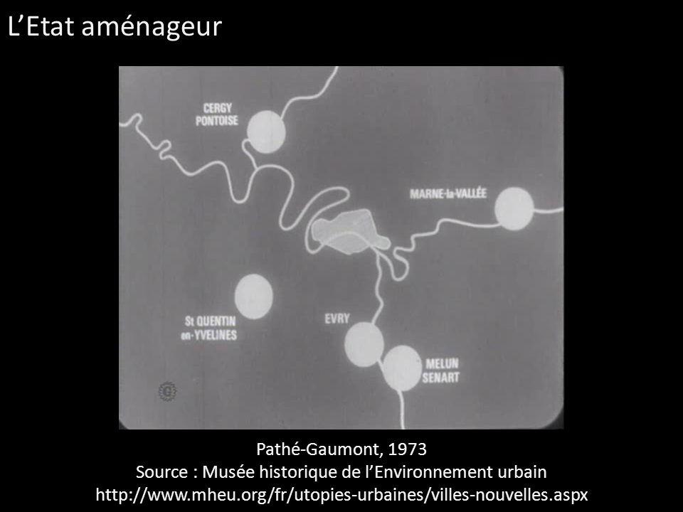 Source : Musée historique de l'Environnement urbain