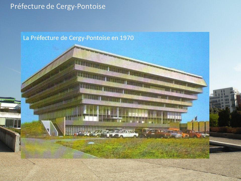 Préfecture de Cergy-Pontoise