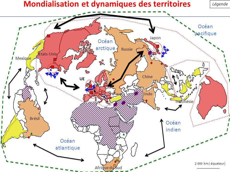 Mondialisation et dynamiques des territoires