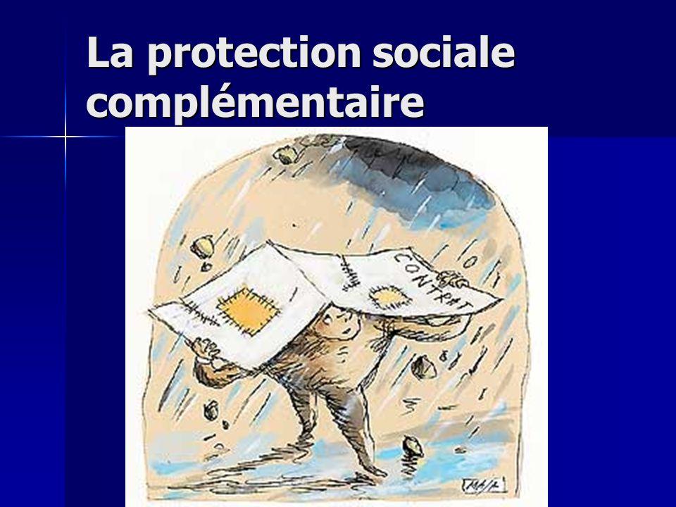 La protection sociale complémentaire