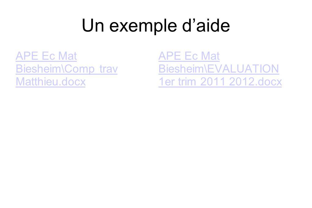 Un exemple d'aide APE Ec Mat Biesheim\Comp trav Matthieu.docx
