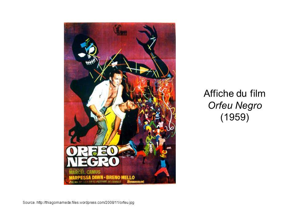 Affiche du film Orfeu Negro (1959)