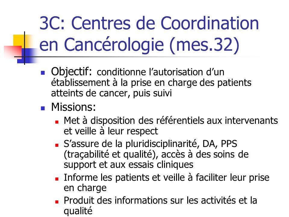 3C: Centres de Coordination en Cancérologie (mes.32)