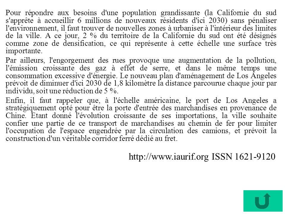 http://www.iaurif.org ISSN 1621-9120