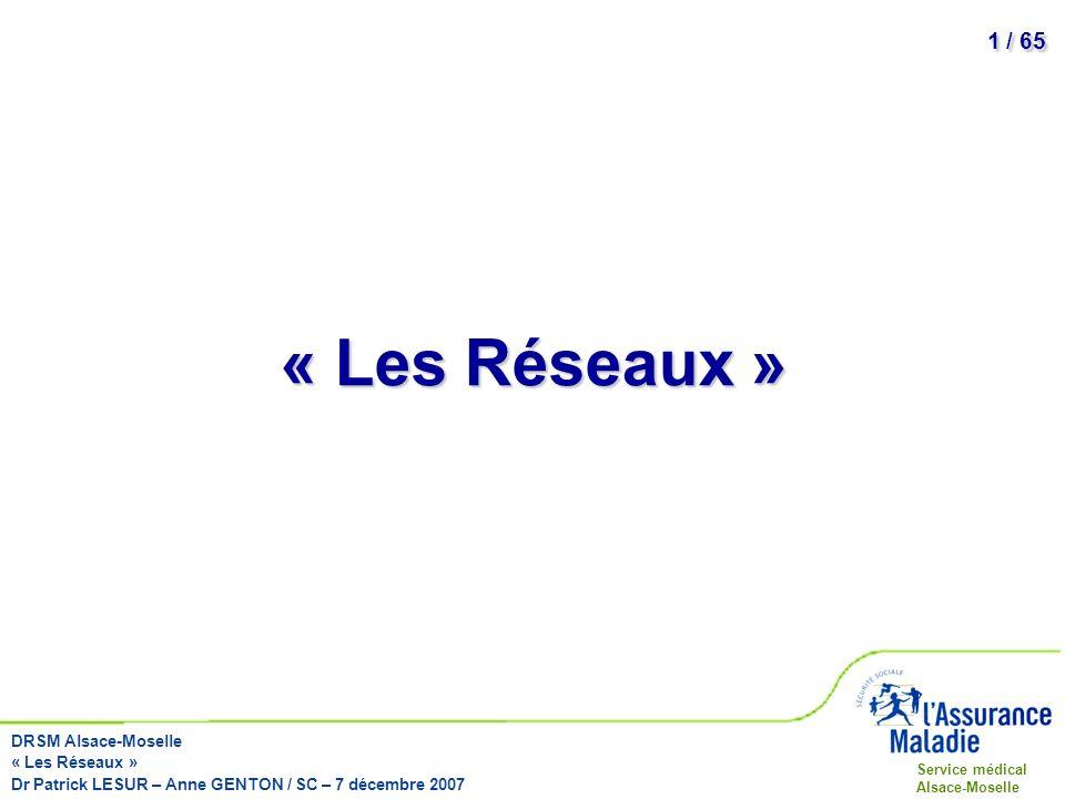« Les Réseaux »