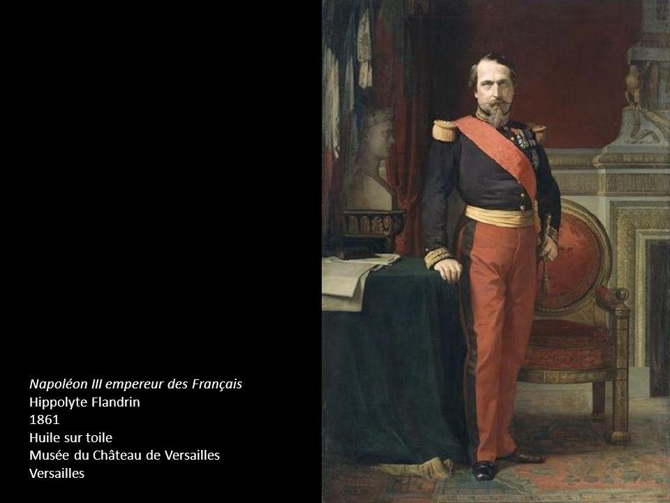 Napoléon III empereur des Français