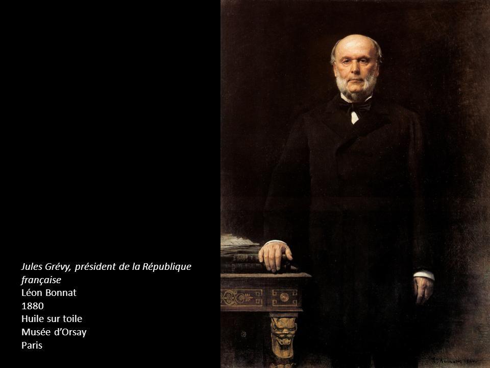 Jules Grévy, président de la République française