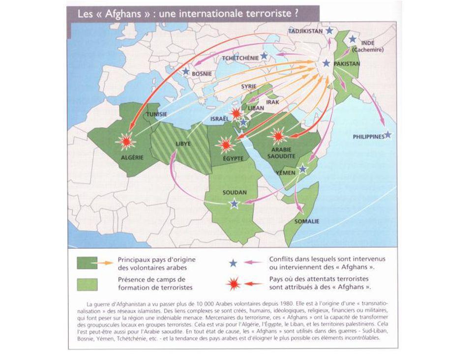 AL QUAIDA – réseau afghan