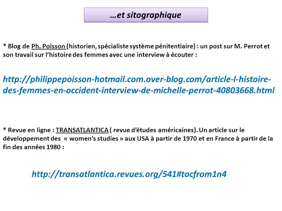 …et sitographique