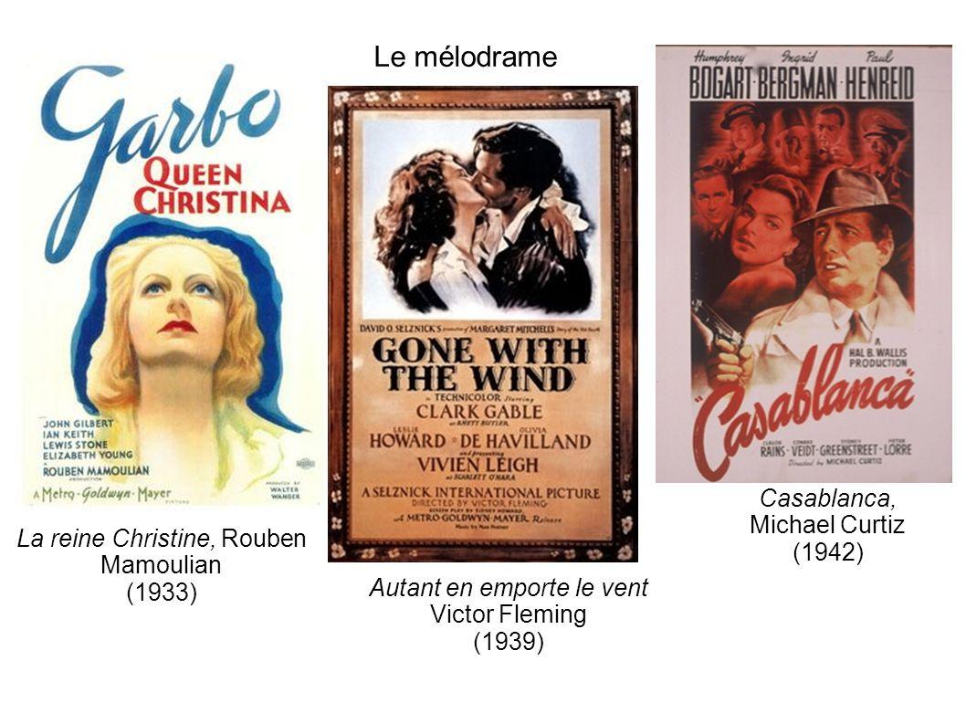 Le mélodrame Casablanca, Michael Curtiz (1942)