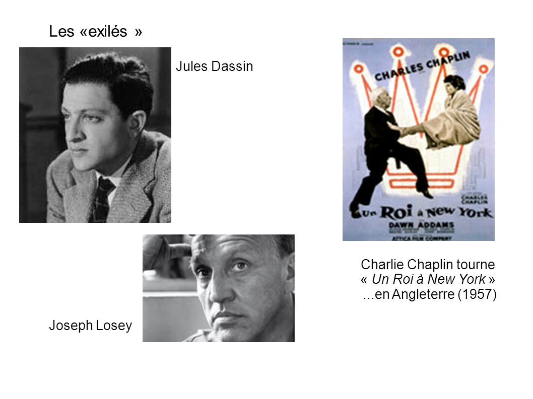 Charlie Chaplin tourne