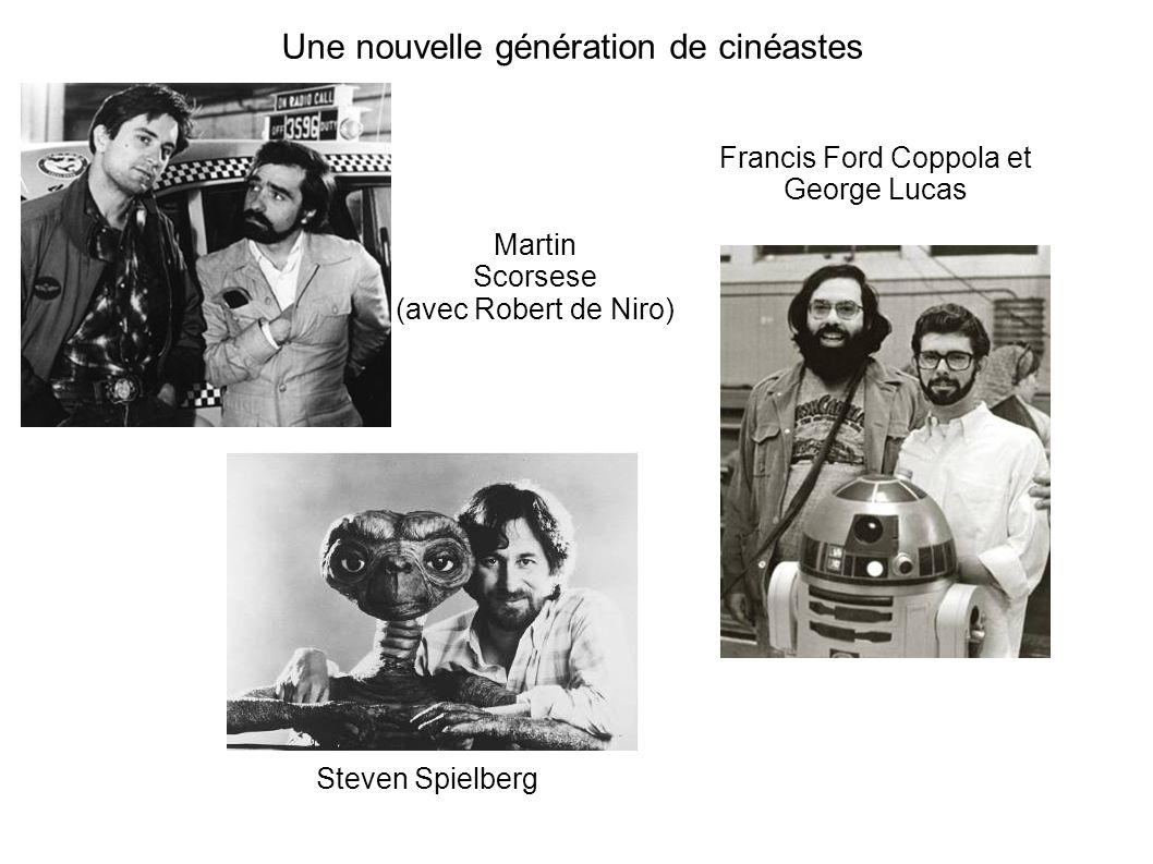 Une nouvelle génération de cinéastes