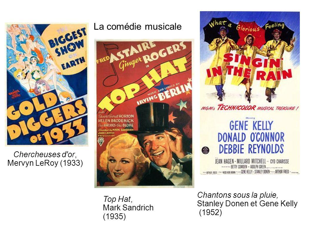La comédie musicale Chercheuses d or, Mervyn LeRoy (1933)