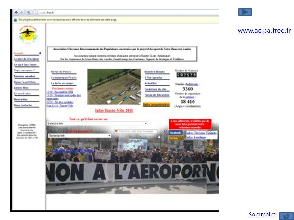 www.acipa.free.fr Sommaire
