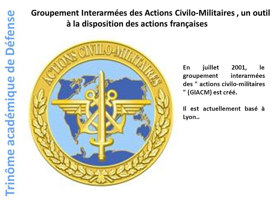 Trinôme académique de Défense