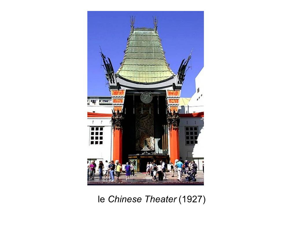 le Chinese Theater (1927)