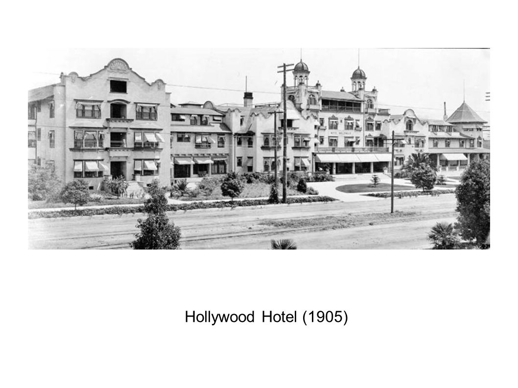 Hollywood Hotel (1905)