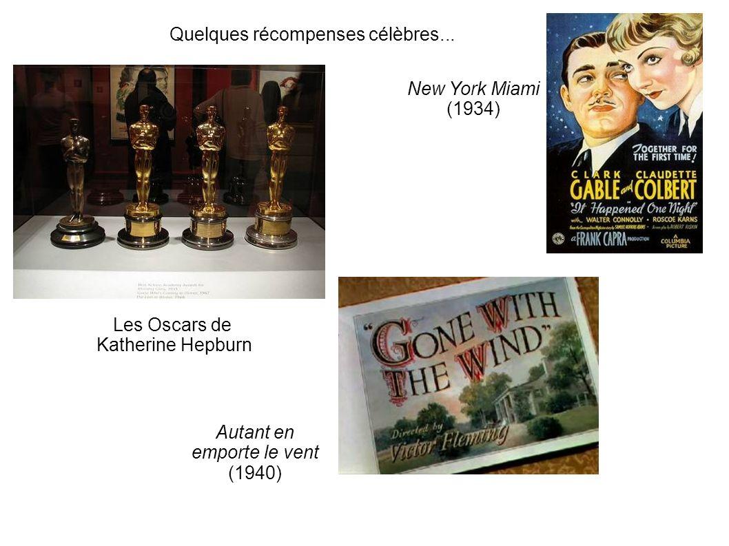 Les Oscars de Katherine Hepburn