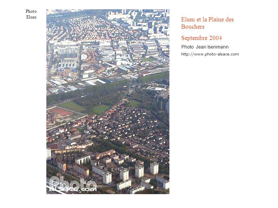 Elsau et la Plaine des Bouchers Septembre 2004