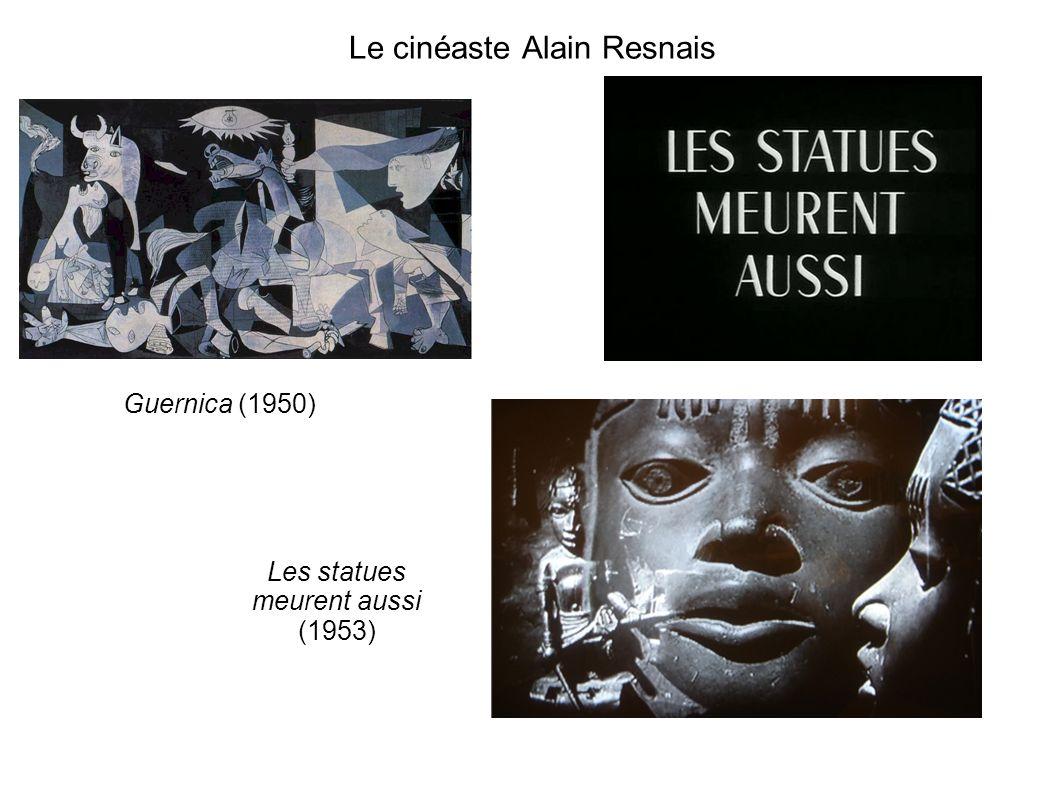 Le cinéaste Alain Resnais