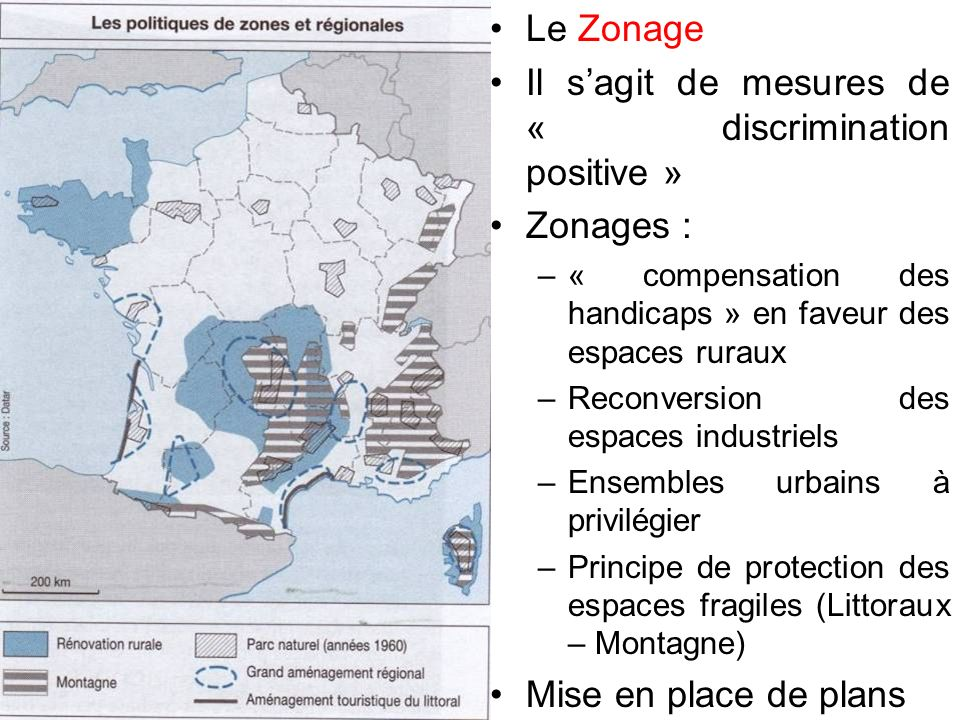 Il s'agit de mesures de « discrimination positive »