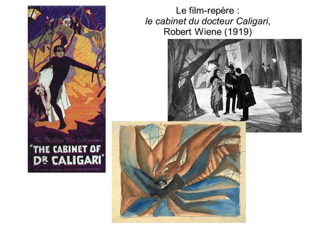 Le film-repère : le cabinet du docteur Caligari, Robert Wiene (1919)