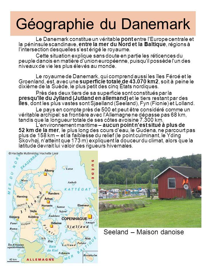 Géographie du Danemark