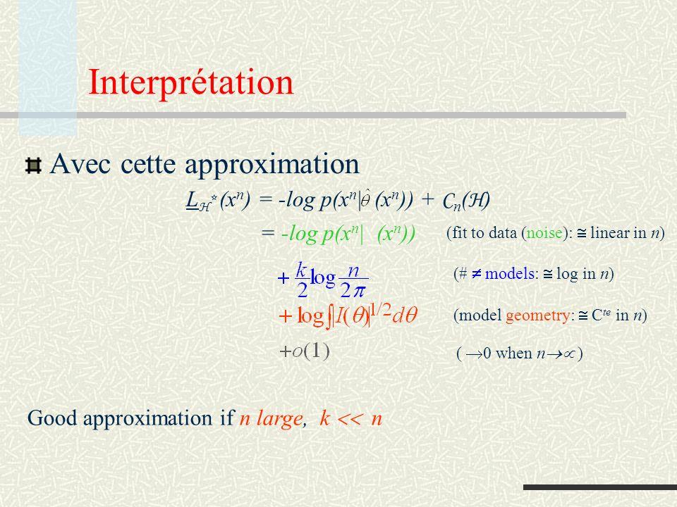 LH* (xn) = -log p(xn| (xn)) + Cn(H)