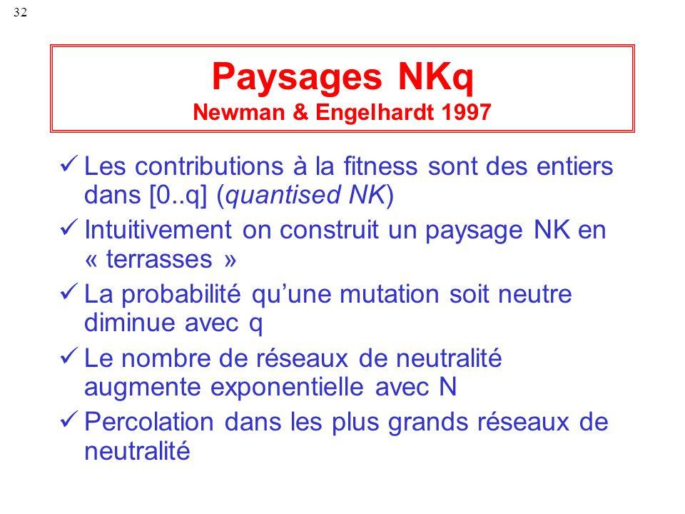 Paysages NKq Newman & Engelhardt 1997