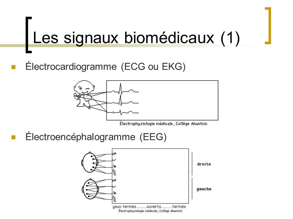 Les signaux biomédicaux (1)