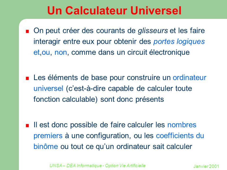 Un Calculateur Universel