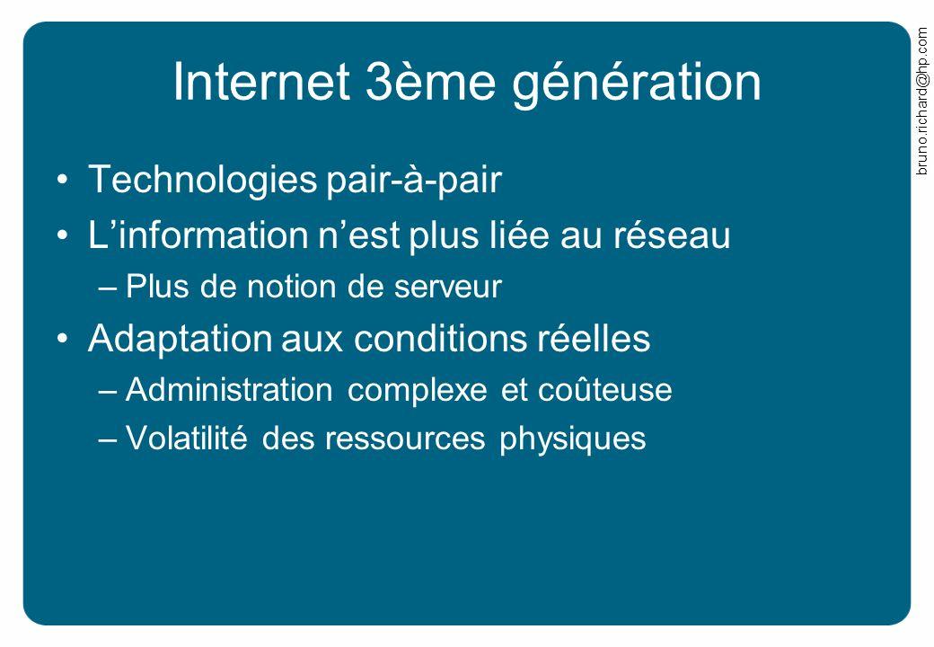 Internet 3ème génération