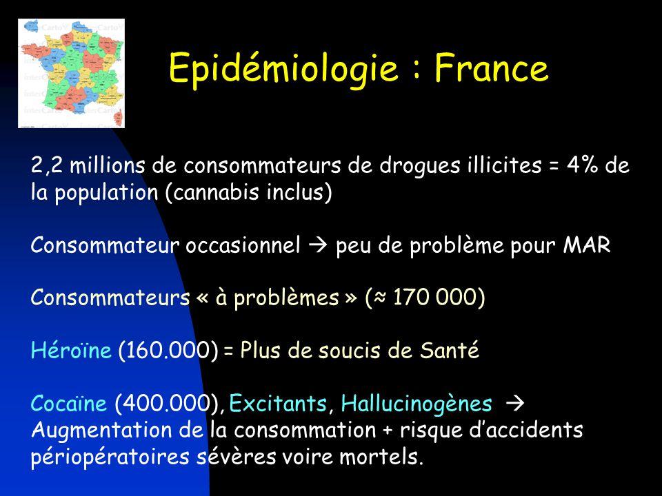Epidémiologie : France
