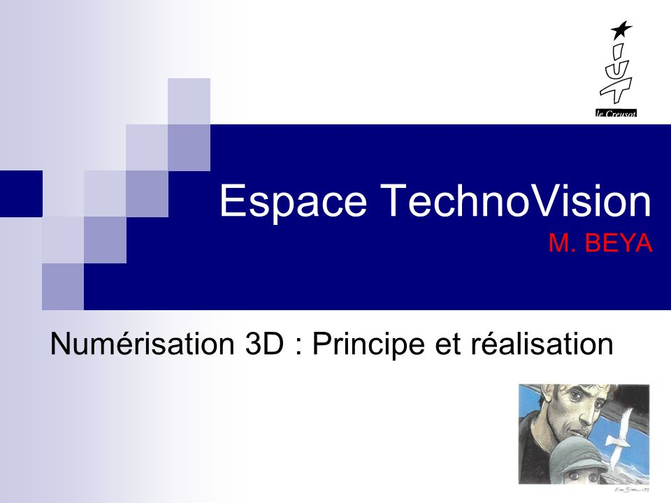 Espace TechnoVision M. BEYA