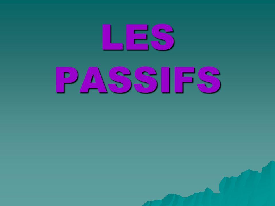 LES PASSIFS