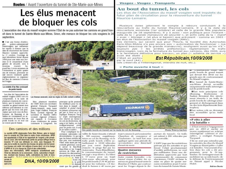 Est Républicain,10/09/2008 DNA, 10/09/2008