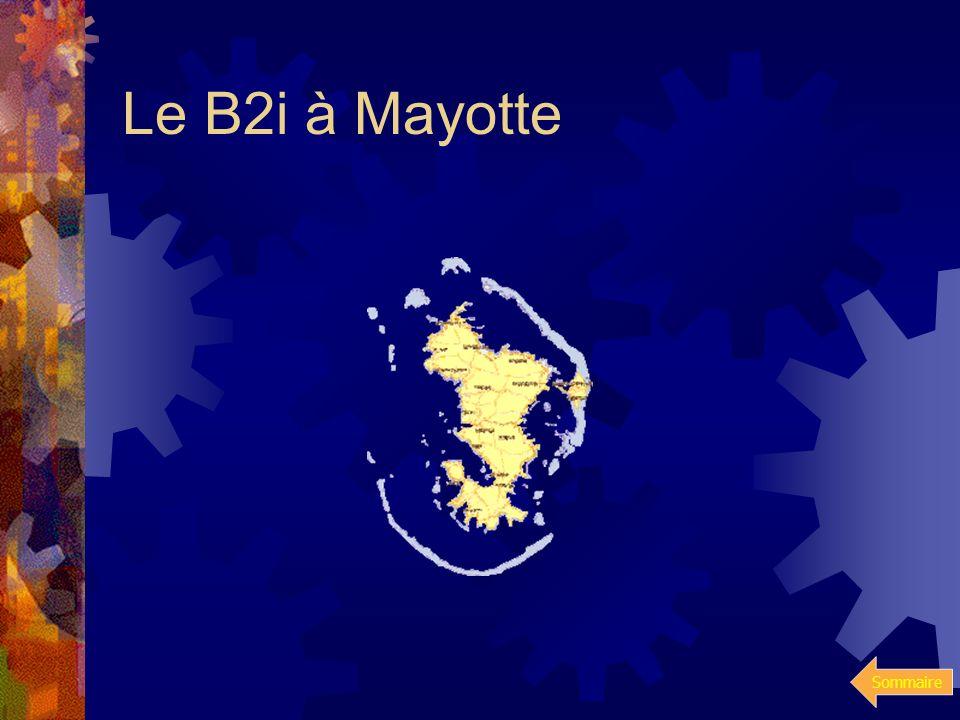 Le B2i à Mayotte