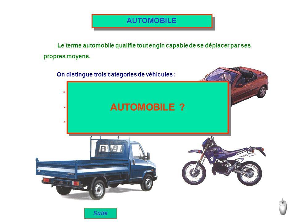 AUTOMOBILE AUTOMOBILE