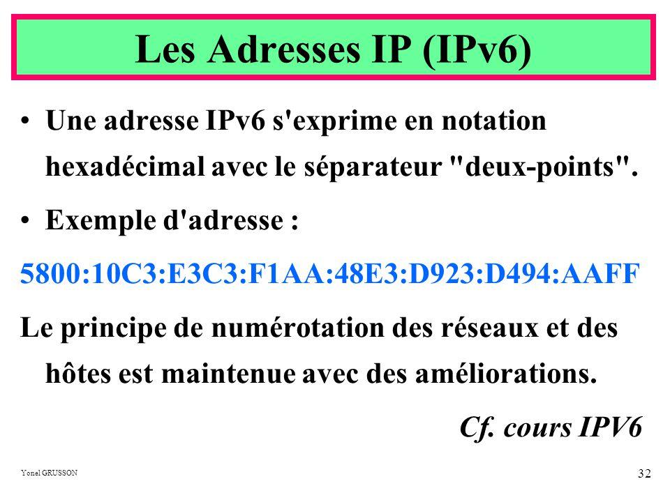 Ipv6 Adresse Berechnen : mod le tcp ip et internet ppt t l charger ~ Themetempest.com Abrechnung