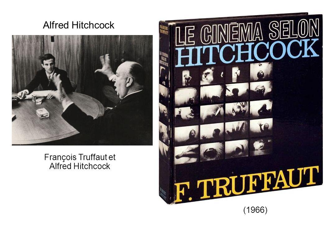 François Truffaut et Alfred Hitchcock